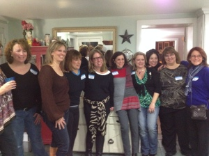 Elementary School Reunion, 11/29/13